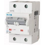 PLHT-C80/2 siguranta bipolara 80A 2 poli EATON Moeller, 25kA