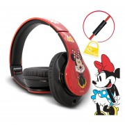 Audífonos Diadema Manos Libres Minnie Disney FD-HP3-MN1