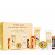 Burt's Bees Burt's natürliches Geschenkset von Kopf bis Fuß