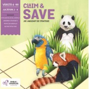 JOC DE STRATEGIE - CLAIM AND SAVE - CHALK AND CHUCKLES (CCPPL033)