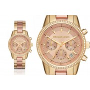 Michael Kors MK6475 Two-Tone Ritz Ladies' Watch