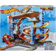 Garaj Mega Garage City Box Hot Wheels