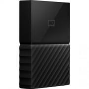 """Western Digital 2,5"""" ext. HDD My Passport 1TB for Mac (Zwart)"""