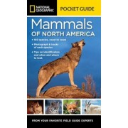 National Geographic Pocket Guide to the Mammals of North America, Paperback