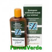 Sampon antimatreata cu ichtiol Gerovital Plant Tratament Farmec