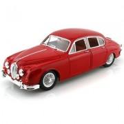 Modèle Réduit Jaguar Mark Ii (1959) : Echelle 1/18 : Rouge