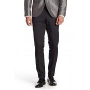 14th Union Extra Trim Fit Tuxedo Trousers BLACK
