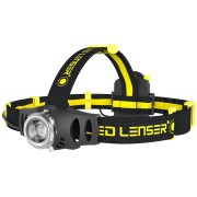 Lanterna de cap LED LENSER IH6R Industriala Reincarcabila 200lm raza luminoasa 120m