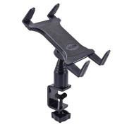 Arkon TAB085 Heavy-Duty Tablet Houder - C-Clamp Mount