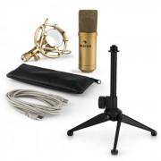 Auna MIC-900G-LED USB V1 set de microphone