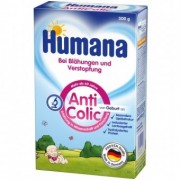 Set Lapte praf Anticolic de la nastere Humana 300 g