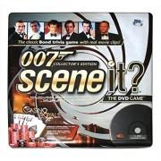 Scene It? - 007 Collectors Edition / Tin Case - James Bond Trivia DVD Game