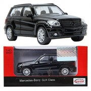 RASTAR Mercedes-Benz GLK Class Black Die-cast toys minicar