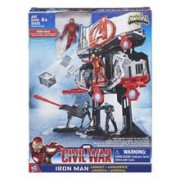 Jucarie Marvel Iron Man Armory Playset