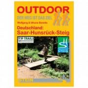 Conrad Stein Verlag Deutschland: Saar-Hunsrück-Steig Guide escursionismo
