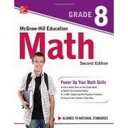 McGraw-Hill Education Math Grade 8, Second Edition, Paperback