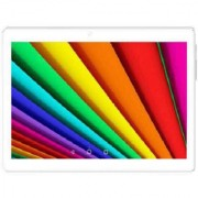 I Kall N10 (10Inch Dual Sim 1GB+16GB) calling Tablet with 1Year Manufacturing Warranty (Golden)