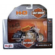 Maisto 2001 FLHRC Road King Harley Davidson Series 33 1:18 Scale Diecast