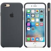 Husa Originala Apple iPhone 6S / iPhone 6 Silicon Charcoal Grey