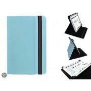 Uniek Hoesje voor de Hip Street Titan 7 Inch - Multi-stand Cover, Blauw, merk i12Cover