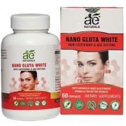 AE NATURALS Nano G White Skin Whitaning Capsules 60 Veg Capsules