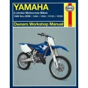 Haynes Yamaha 2-stroke Motocross Bikes (86 - 06) 2662