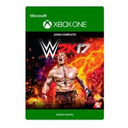xbox one wwe 2k17 digital