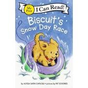 Biscuit's Snow Day Race, Hardcover/Alyssa Satin Capucilli