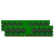 Memorie Mushkin Essentials 4GB (2x2GB) DDR3, 1333MHz, PC3-10666, CL9, Dual Channel Kit, 996586
