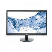 "AOC monitor 23,6"" - E2470SWHE 1920x1080, 16:9, 250 cd/m2, 5ms, VGA, HDMI"