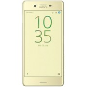 "Telefon Mobil Sony Xperia X Performance, Procesor Quad-Core 2.15GHz / 1.6GHz, IPS LCD Capacitive touchscreen 5"", 3GB RAM, 64GB Flash, 23MP, Wi-Fi, 4G, Dual Sim, Android (Lime Gold) + Cartela SIM Orange PrePay, 6 euro credit, 6 GB internet 4G, 2,000 minute"