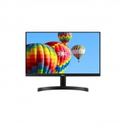 "Monitor 23.8"" LG 24MK600M-B, FHD 1920*1080, IPS, 16:9, 5 ms, 250 cd/m2, 1000:1, 178/178, anti-glare 3H, HDMI, D-SUB, headphone out, Free Sync,"