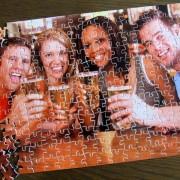 Fényképes puzzle - A3, fekvő, 192db