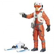 Figurina Hasbro Star Wars E7 X-wing Pilot Asty Figure Wave 2 9cm