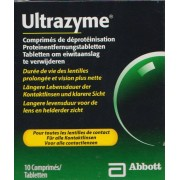 Abott / AMO Ultrazyme 10 eiwit tabletten
