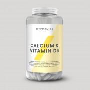 Myprotein Calcio y Vitamina D3 - 180Tabletas