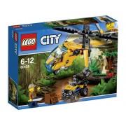 LEGO® CITY 60158 Jungle vrachthelikopter