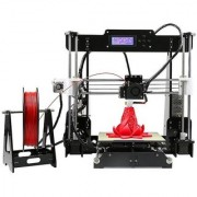 3Idea Technology Anet A8 3D Printer with High Accuracy Self Assembly DIY Kit 3D Printer Pen ()