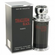 Thallium Black For Men By Yves De Sistelle Eau Detoilette Spray 3.3 Oz