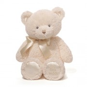 Gund Baby My 1st Teddy Plush Cream 15