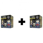 DC Justice League Mystery Minis Toy Action Figures (2 random mystery mini packs)