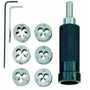 Proxxon 24082 - Suport pentru filiere de la M3 la M10