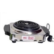 B.N.BRIGHTS 1000 Watt Radiant Cooktop(Silver, Jog Dial)