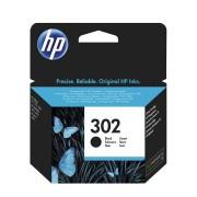 HP Hewlett-Packard 302 Black Ink cartridge