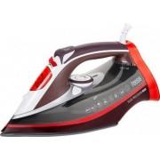 Fier de calcat Teesa Slide Precision 3000 1.9 m 3000 W Alb Rosu