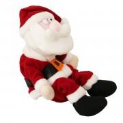 Дядо Коледа, който се смее и подскача - 31см