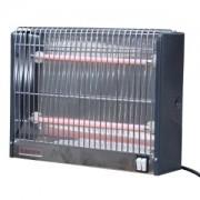 Stufa alogena/elettrica 2 elementi 1500W - Mod. B
