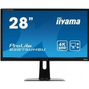 "IIYAMA ProLite B2875UHSU-B1 - LED-monitor - 28"" (28"" zichtbaar) - 3840 x 2160 4K UHD (2160p) - TN - 300 cd/m² - 1000:1"
