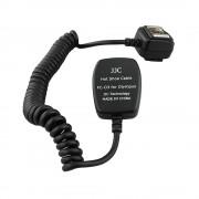 JJC Cablu TTL pentru Blit cu Patina Replace OLYMPUS FL-CB05 1.3m