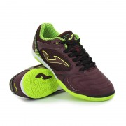 Joma dribling 820 wine indoor - Scarpe da calcetto
